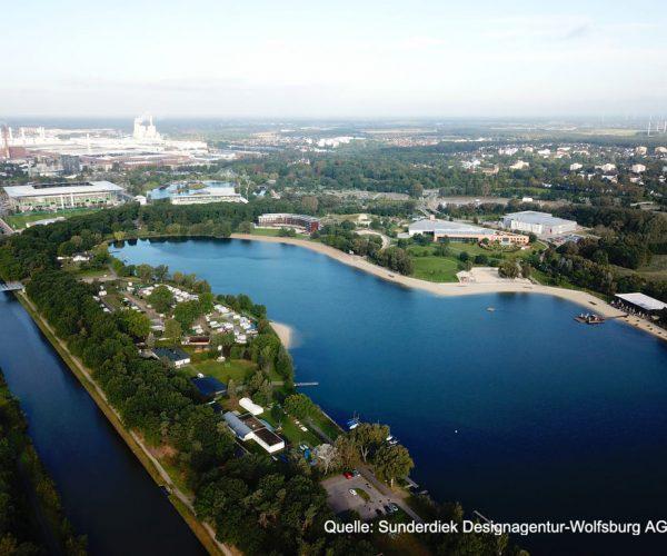 Allerpark_Luftbild_Sunderdiek_Quelle_Sunderdiek Designagentur-Wolfsburg AG_1